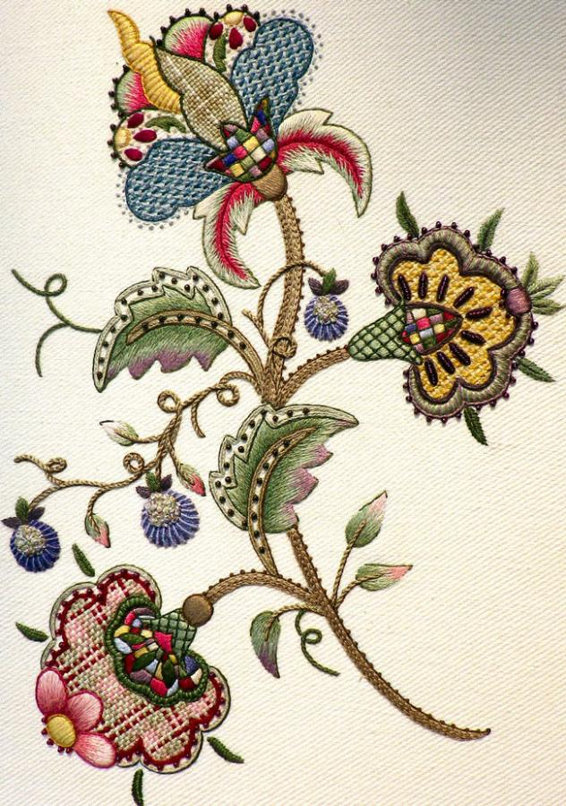 Jacobean kit by hazel blomkamp