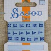 Sajou Blue Ribbon Tape Measure