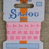 Sajou Pink Ribbon Tape Measure