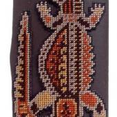 Tribal Crocodile