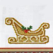 Gingerbread Xmas Motifs - Patterns by Jill Oxton