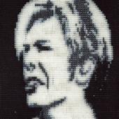 David Bowie - Patterns by Jill Oxton