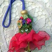 Blosson Tassels by Robyn Alexander - Spanish Dancer