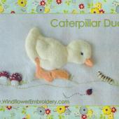 Caterpillar Duck by Jan Kerton