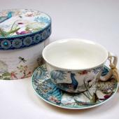 Enchanted Forest Cup & Saucer