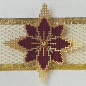 Star Flower - Patterns by Jill Oxton