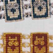 Owl Bracelets - Patterns by Jill Oxton