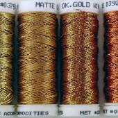 Metallic Wire Threads