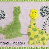 Spotted Dinosaur by Jan Kerton