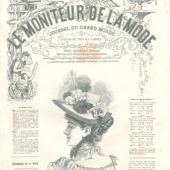 Vintage Print - Lady 2