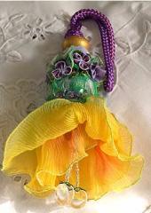 Blossom Tassel by Robyn Alexander