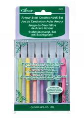 Clover Crochet Needles available from Australian Needle Arts