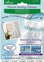 Clover Smocking Templates available from Australian Needle Arts