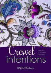 Crewel Intentions by Hazel Blomkamp available from Australian Needle Arts