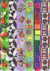 Embroidery & Patchwork Nail Files available at Koala Conventions