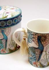 Bone China Mugs available from Australian Needle Arts