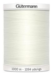 Gutermann Sew-all Thread 1000m available from Australian Needle Arts