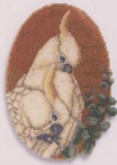 Issue 77 - Jill Oxton's Cross Stitch & Bead Weaving