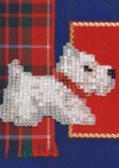Jill Oxton's Cross Stitch & Bead Weaving