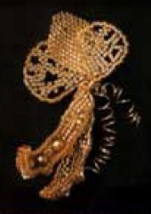 The Golden Pea - Issue 69 Jill Oxton's Cross Stitch & Beading