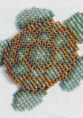Bead Patterns, Crochet & Cross Stitch Patterns Designed by