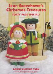 Jean Greenhowe's Christmas Treasure available from Australian Needle Arts
