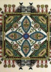 Stitch Count: 268 x 268 Suggested Fabric: Belfast Linen - Cream