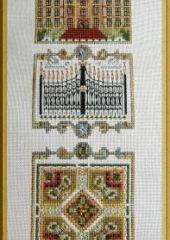 Chatelaine Charts available from Australian Needle Arts