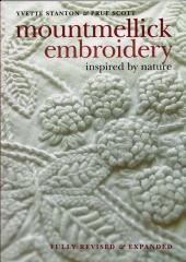Mountmellick Embroidery Book by Yvette Stanton sold by Australian Needle Arts