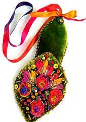 Persian Slipper by Helan Pearce
