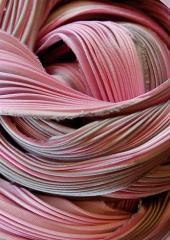 Shibori Silk Ribbons available from Australian Needle Arts