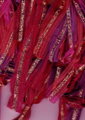 Sari Ribbons by Colour Streams are available from Australian Needle Arts