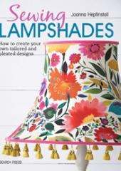 Sewing Lampshades by Joanna Heptinstall available from Australian Needle Arts