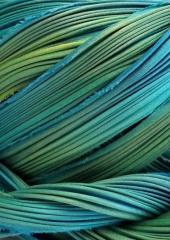 Large range of Shibori Silk Ribbons available from Australian Needle Arts