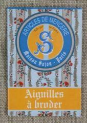 Sajou Needles available from Australian Needle Arts