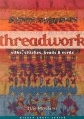 Threadwork by Effie Mitrofanis available from Australian Needle Arts