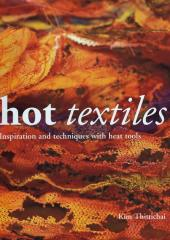 Hot Textiles - 100's books available at Australian Needle Arts
