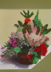 Embroidery Kits by Jennifer Bennett. Full range at Australian Needle Arts