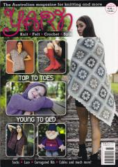Yarn Magazine - Available from Australian Needle Arts